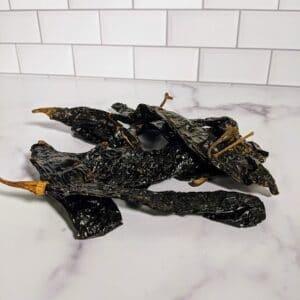 Pasilla Negro Chiles – Whole