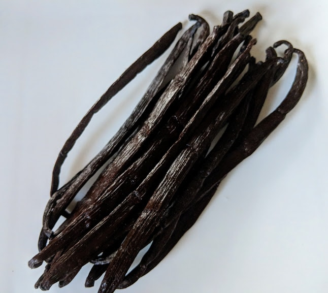 Vanilla Beans, Bourbon ~ Organic