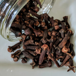 Cloves, Whole ~ Certified Organic