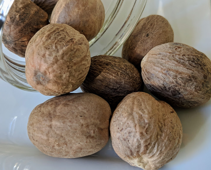 Nutmeg, Whole ~ Certified Organic