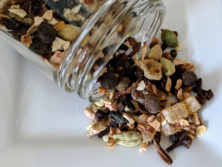 Silk Road Mulling Spices ~ Certified Organic