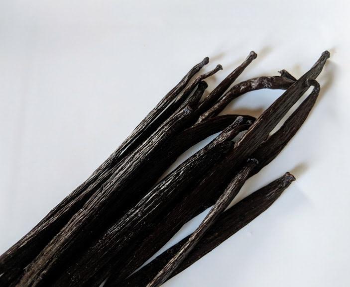 Vanilla Beans, Tahitian ~ Organic
