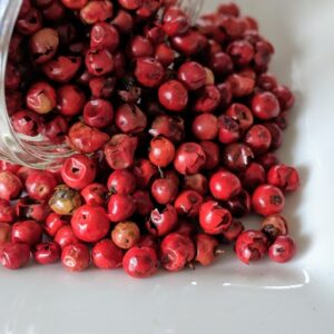Peppercorns, Pink ~ Certified Organic