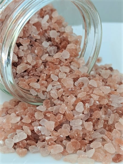 Himalayan Pink Salt ~ Coarse